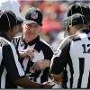 football officials get ready for 2015 season