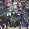 Seattle Seahawks win football game.