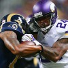 St. Louis Rams at Minnesota Vikings NFL Week 9